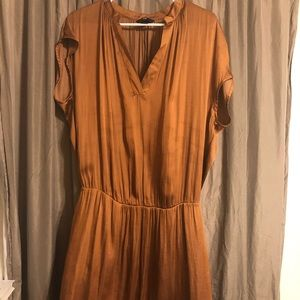 Nice blouse from H&M copper color